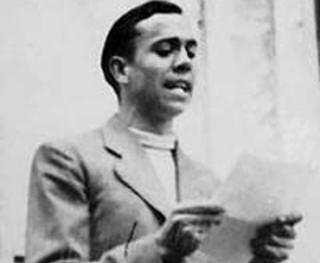 Homenaje al poeta Miguel Hernández en el Ateneo de Madrid