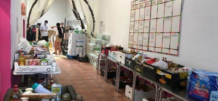 La Junta Municipal de Carabanchel no atiende a todas las familias necesitadas en esta situación de emergencia social
