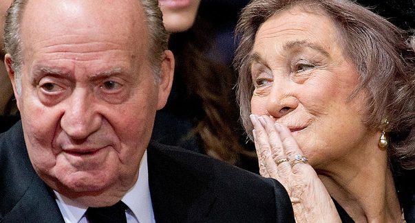 Cuentas en Suiza, donaciones millonarias y tarjetas opacas de Juan Carlos I y Sofía de Grecia
