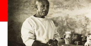 Exposición 'Picasso. Pasión por la cerámica', en el Museo Colección Eugenio Arias, de Buitrago del Lozoya.