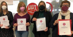 Un informe de UGT Madrid advierte del aumento de la brecha salarial provocado por la pandemia.