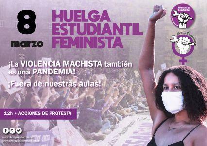 Organizaciones feministas de Madrid recurrirán la prohibición de manifestarse el  8M