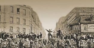 'Masacre. Vida y muerte en la Comuna de París de 1871', de John Merriman.