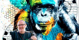 Reflexiones de un simio, de Pedro Pozas Terrados.