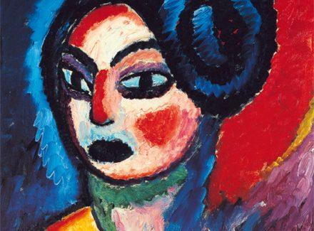 Últimas semanas para ver la exposición 'Jawlensky. El paisaje del rostro', en la Fundación Mapfre de Madrid