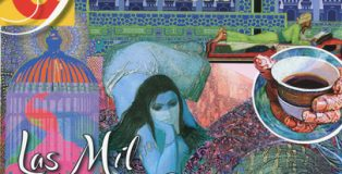 Graphiclassic publica el volumen ilustrado, Las Mil y una Noches.
