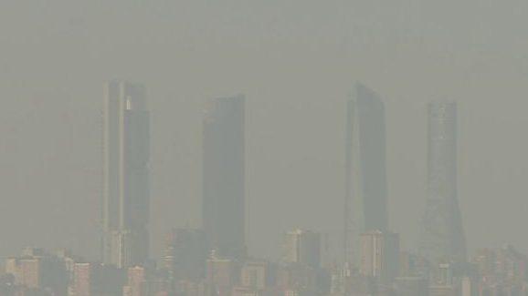 Madrid es la única ciudad española que superó los límites de contaminación por dióxido de nitrógeno en 2020