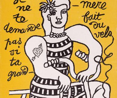 Exposición 'Léger. La búsqueda de un nuevo orden', en la Fundación Canal